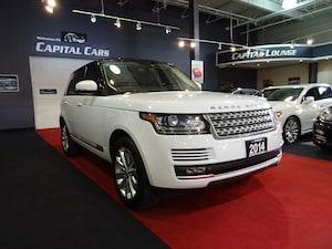 2014 Land Rover Range Rover 3.0L V6 SUPERCHARGED HSE / NAVI / BACK UP CAMERA