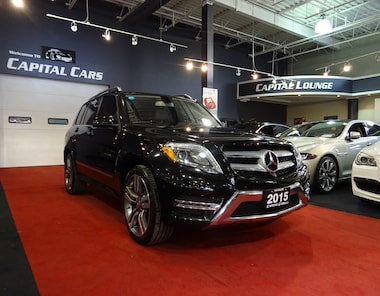 2015 Mercedes-Benz GLK-Class GLK 250 BlueTEC 4MATIC / NAVI / 360' PARK ASSIST SUV