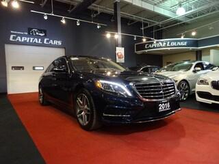 2016 Mercedes-Benz S-Class S400 4MATIC / NIGHT VISION / NAVIGATION / AMG PKG Sedan