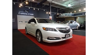 2014 Acura RLX TECHNOLOGY PKG / NAVIGATION / BACK UP CAMERA Sedan