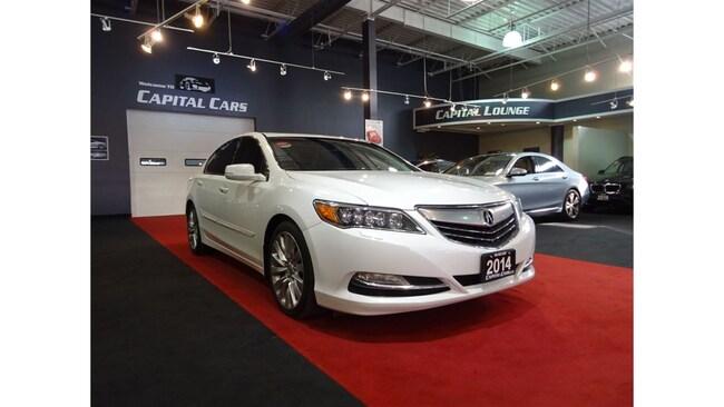 2014 Acura RLX TECHNOLOGY PKG / NAVIGATION / BACK UP CAMERA Sedan