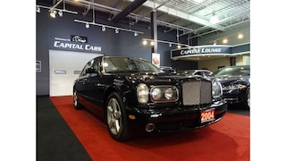 2004 Bentley Arnage TURBO / NAVIGATION / VERY RARE!! Sedan