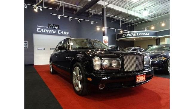 2004 Bentley Arnage TURBO / NAVIGATION / VERY RARE!! Sedan