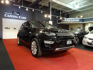 2016 Land Rover Discovery Sport HSE LUXURY / NAVI / BACK UP CAMERA / 7 PASSENGER SUV