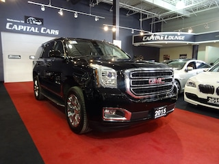 2015 GMC Yukon SLT / NAVIGATION / 4WD / BACK UP CAM / LANE ASSIST SUV