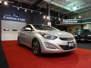 2016 Hyundai Elantra LIMITED / NAVIGATION / BACK UP CAMERA / BLUETOOTH Sedan
