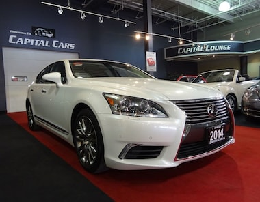 2014 LEXUS LS 460 AWD / NAVIGATION / BLUETOOTH / BACK UP CAMERA Sedan