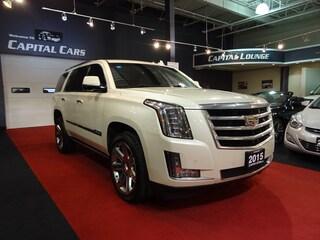 2015 Cadillac Escalade PREMIUM / NAVIGATION / 360' PARK ASSIST SUV
