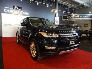 2014 Land Rover Range Rover Sport HSE / NAVIGATION / 360' PARK ASSIST