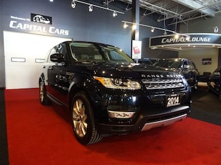 2014 Land Rover Range Rover Sport HSE / NAVIGATION / 360' PARK ASSIST SUV