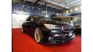 2012 BMW 7 Series B7 ALPINA / X-DRIVE / NAVIGATION / NIGHT VISION Sedan