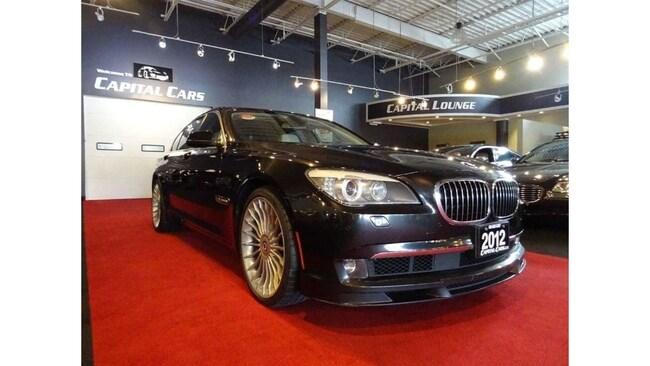 2012 BMW 7 Series B7 ALPINA / X-DRIVE / NAVIGATION / NIGHT VISION Sedan