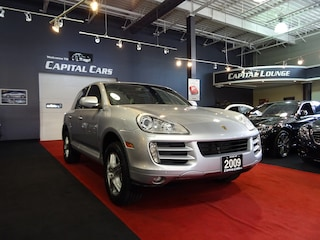 2009 Porsche Cayenne S / AWD / NAVIGATION / SUNROOF / 385 HP SUV