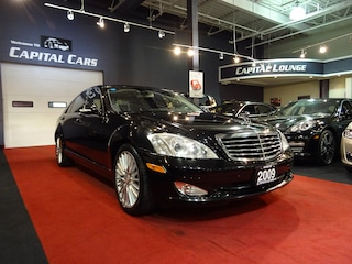 2009 Mercedes-Benz S-Class S550 4MATIC / BACK UP CAMERA / NIGHT VISION Sedan