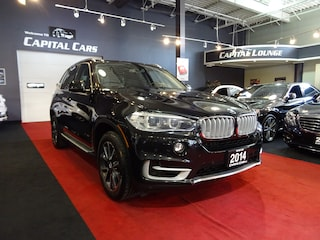 2014 BMW X5 xDRIVE 50i / NAVI / 360 PARK ASSIST / 445 HP SUV
