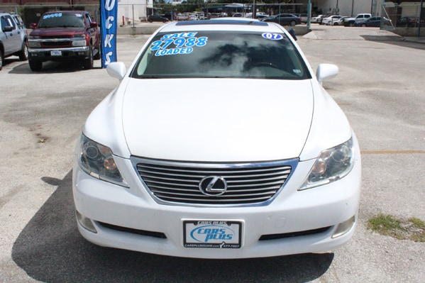 ... Used 2007 LEXUS LS 460 L Sedan Maite, Guam ...