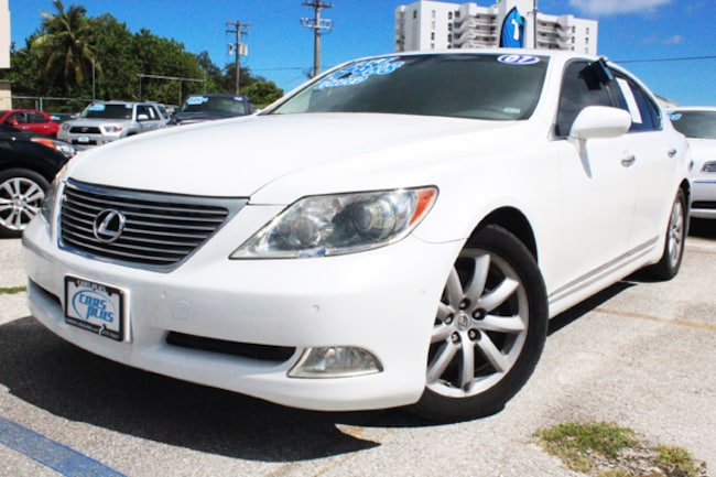 Used 2007 LEXUS LS 460 L Sedan Maite, Guam