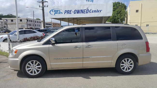 Used 2015 Chrysler Town & Country Limited Platinum Van Maite, Guam