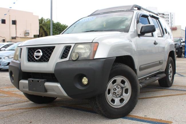 2009 Nissan Xterra SUV
