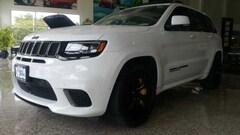 New Chrysler, Dodge FIAT, Genesis, Hyundai, Jeep & Ram 2018 Jeep Grand Cherokee Trackhawk 4x4 SUV for sale in Maite