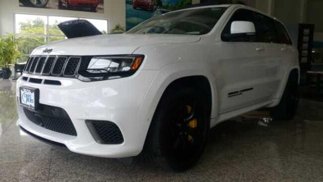 New 2018 Jeep Grand Cherokee Trackhawk 4x4 SUV Maite, Guam