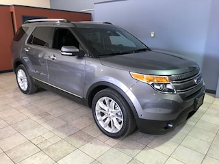 2014 Ford Explorer Limited AWD 7 PASS NAV MOON ROOF ONLY 57K! SUV
