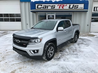 2015 Chevrolet Colorado Z71 CREW 4X4 V6 HEATED SEATS 1 OWNER ONLY 92K! Truck Crew Cab