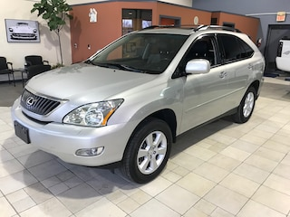 2008 LEXUS RX 350 AWD MOON ROOF HEATED SEATS ONLY 33K! SUV