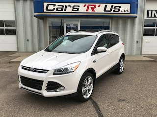 2013 Ford Escape Titanium AWD 2.0L HITCH, NAV, CAMERA ONLY 17K! SUV