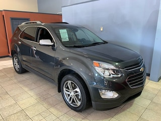2017 Chevrolet Equinox (REDUCED) Premier AWD LEATHER NAV ONLY 41K! SUV