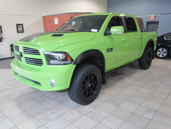 2017 Ram 1500 BRAND NEW SPORT $11,000.00 IN ACCESSORIES Truck Short Crew Cab