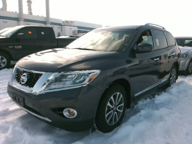 2014 Nissan Pathfinder 7 PASSENGER HEATED LEATHER MOON ROOF ONLY 4K! SUV