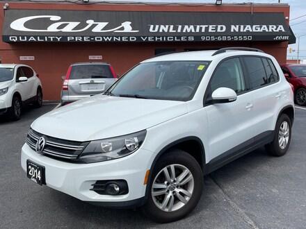 2014 Volkswagen Tiguan Trendline | AUTO | 1 OWNER | NO ACCIDENTS | BLUETO SUV