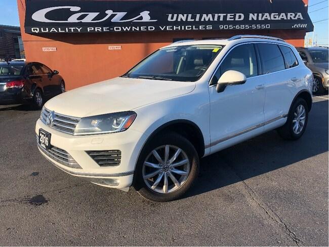 2016 Volkswagen Touareg 3.0 TDI Comfortline | NAVI | PANO | CAMERA ... SUV