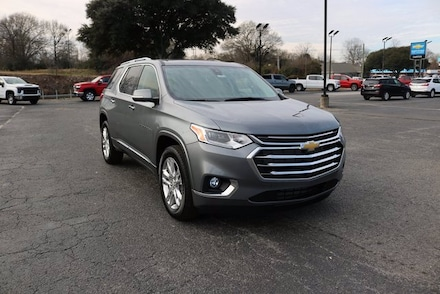 2021 Chevrolet Traverse High Country SUV