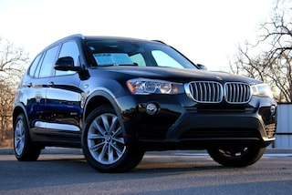Used 2017 BMW X3 XDRIVE28I LUXURY AT ITS FINEST ONE OWNER SUV C6105 in Ardmore, OK