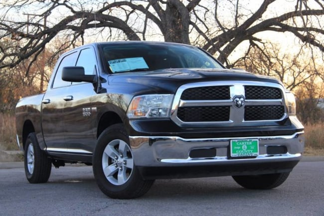 2017 Ram 1500 4x4 Low Miles One Owner Factory Warranty