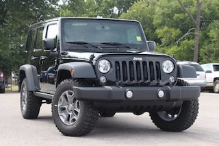 Used 2015 2015 Jeep Wrangler Unlimited Rubicon 5K MILES ONE OWNER CUSTOM RUBICON BAD BOY for sale in Ardmore, OK