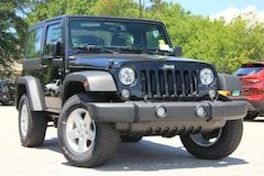 2017 Jeep Wrangler 4x4 Wrangler Loaded With Only 11 Miles SUV