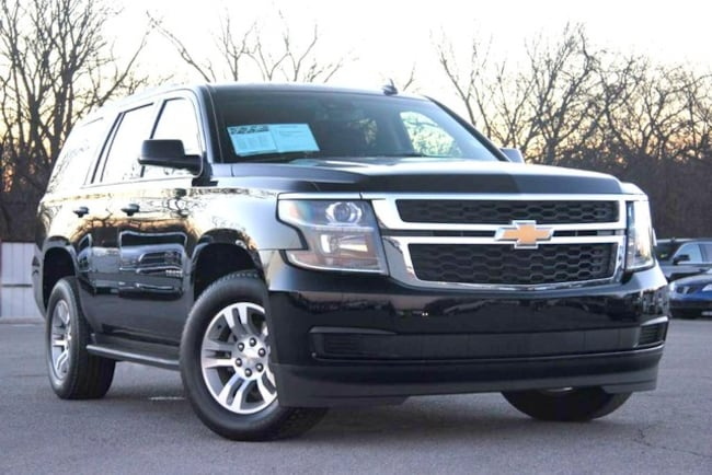 Used 2017 Chevrolet Tahoe 4X4 ONE OWNER LOW MILES AND PRISTINE CONDITION for sale in Ardmore, OK