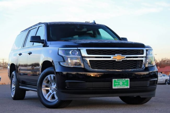 Used 2017 Chevrolet Suburban LOADED LUXURY LOW MILES AND FACTORY WARRANTY for sale in Ardmore, OK