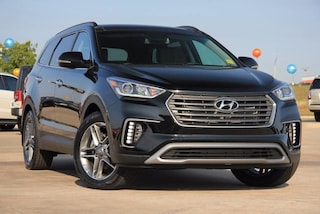 New 2017 Hyundai Santa Fe SE Ultimate SUV 10307 for sale near you in Ardmore, OK