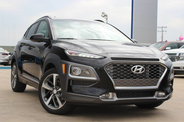 New Featured 2018 Hyundai Kona Limited SUV 10740 for sale near you in Ardmore, OK