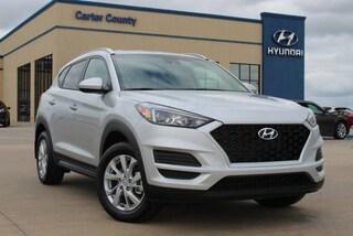 New 2019 Hyundai Tucson SE SUV 10987 for sale near you in Ardmore, OK