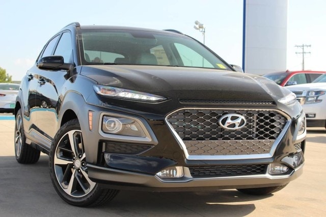 New Featured 2018 Hyundai Kona Limited SUV 10705 for sale near you in Ardmore, OK
