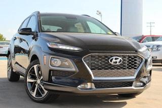 New 2018 Hyundai Kona Limited SUV 10705 for sale near Ardmore, OK