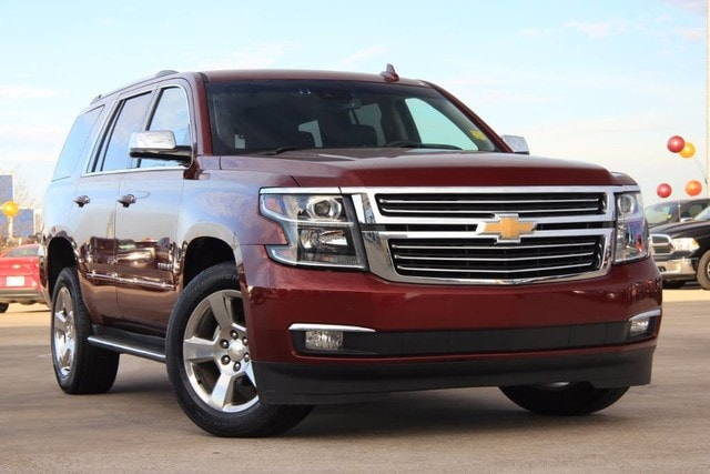 Featured pre-owned vehicle 2017 Chevrolet Tahoe ILLUSTRIOUS FULL OF BELLS AND WHISTLES READY FOR A SUV for sale in Ardmore, OK
