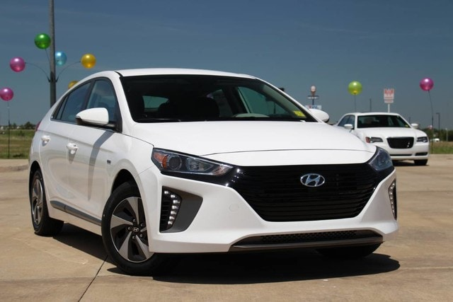 Featured new Hyundai 2017 Hyundai Ioniq Hybrid SEL 10122 for sale in Ardmore, OK