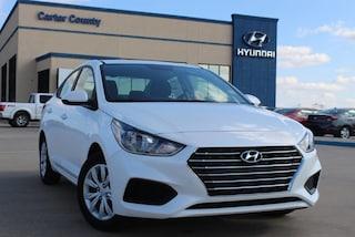 New 2020 Hyundai Accent SE 11318 for sale near Ardmore, OK