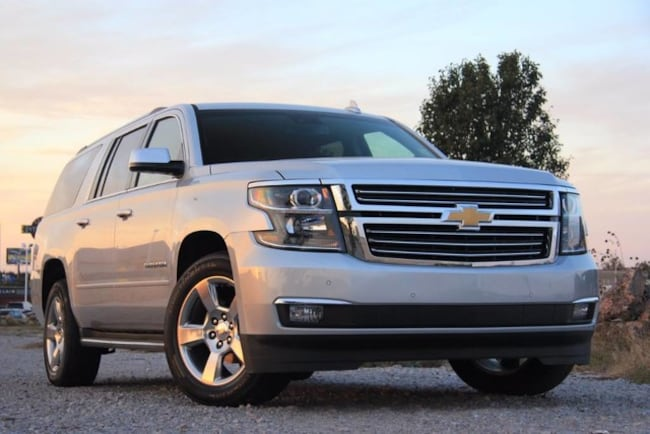 Used 2017 Chevrolet Suburban PREMIER LEATHER BUCKET SEATS AND NEXT TO NONE ON M 4dr for sale in Ardmore, OK